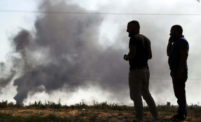 Asciende a 415 cifra de kurdos muertos tras ofensiva en Siria, según las autoridades turcas