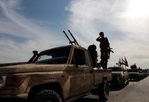 Desplazamientos y más víctimas en Siria