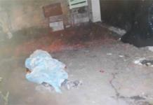 Hombre es ejecutado dentro de su vivienda