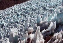 Derretimiento de glaciares revela cinco nuevas islas