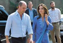 Guillermo y Catalina visitan Pakistán