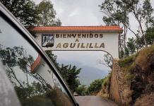 Impera miedo en municipio de Aguililla