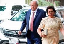 Renuncia de Romero Deschamps revive la boda de la hija de Collado