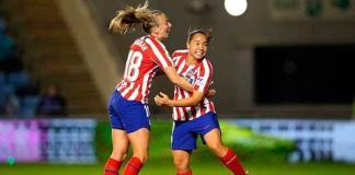 Rescata Charlyn Corral empate para el Atlético