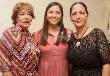 Sofía Hernández Rivera prepara feliz su boda