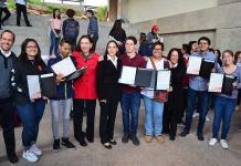 Reconocen a estudiantes de prepa del Colegio Internacional Terranova