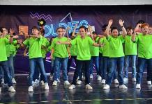 Alumnos del Andes International School ofrecen Festival Musical a sus abuelitos