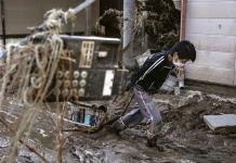 Japón se prepara ante cercanía del tifón Bualoi