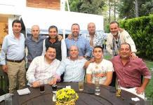 Daniel Carreras Ortega festejó ¡en grande! su cumpleaños