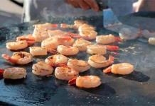Celebran festival del camarón en Culiacán