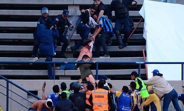 CRÓNICA: El futbol mexicano vivió en SLP su peor jornada del año
