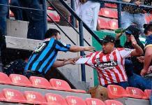 Violencia en el Lastras y protestas en apoyo al Veracruz acaparan la atención en fecha 14 de la Liga MX