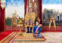 Rey de Tailandia despoja a su consorte de sus títulos y grados militares