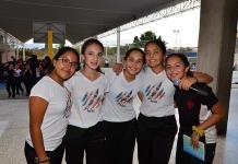 Sociedad de Alumnos de Secundaria del Colegio Motolinía celebra su triunfo
