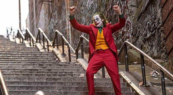 """Escaleras de """"Joker"""", atracción en NY'>"""