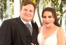 Paloma Caballero Tello y Rodolfo Salinas Villlarreal unen sus vidas por amor