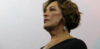 Sylvia Pasquel se desnuda a sus 70 años