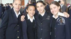 Alumnos del Andes International School conocen misión de la Secretaría de Marina-Armada de México