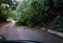 Huasteca enfrenta desbordes y derrumbes por tormentas