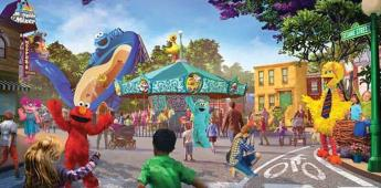 """Abre parque de """"Sesame Street Place"""""""