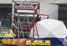 Policía británica confirma nacionalidad china de fallecidos en camión