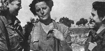 """Especial: Doña Clotilde de """"El Chavo del 8"""" fue guerrillera y peleó contra el dictador Franco"""