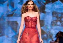 """Giannina Azar lanza colección inspirada en """"Studio 54"""" en la Semana de la Moda Dominicana"""