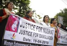 Bangladesh condena a muerte a 16 personas por asesinato de estudiante