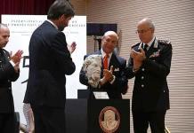 Estados Unidos devuelve a Italia estatua robada en 1968