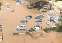 Tres muertos y decenas de evacuados por tormentas en Francia