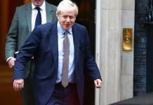 Johnson propone elecciones anticipadas en Reino Unido