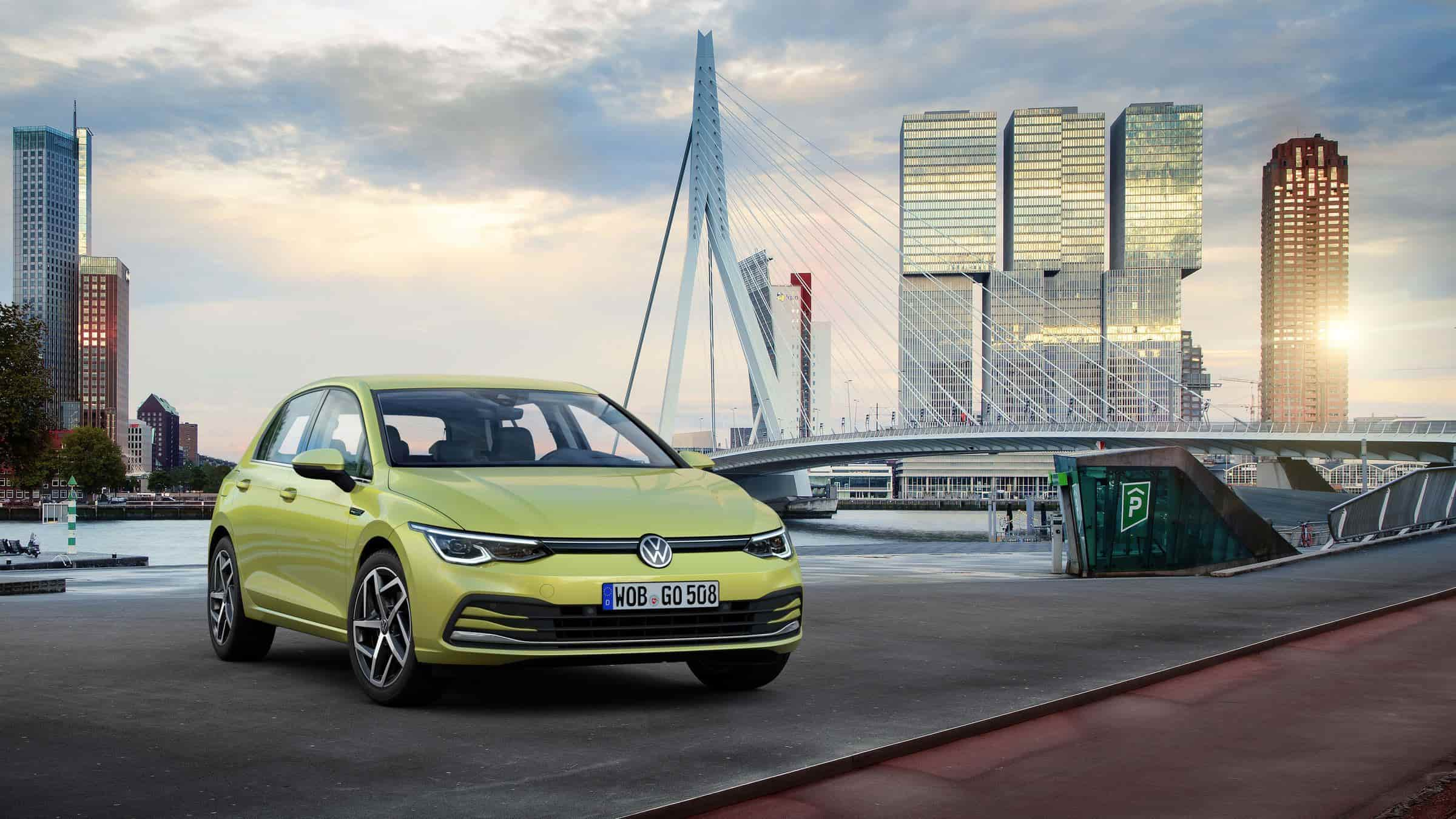 Al mercado el Golf eHybrid de Volkswagen