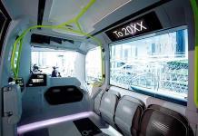 Tokio, el futuro del auto es hoy