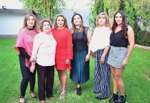 Claudia García de Rossel festeja otro año de vida