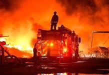 Millonarias obras de arte del museo Getty se salvan del fuego en Los Ángeles