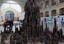 Un museo en París recrea un mundo en el que los humanos se han extinguido