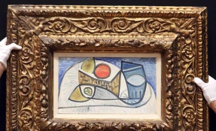 Una obra de Picasso por valor de al menos 5 millones, a subasta en Nueva York