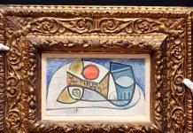 Subastarán pintura de Picasso en Nueva York
