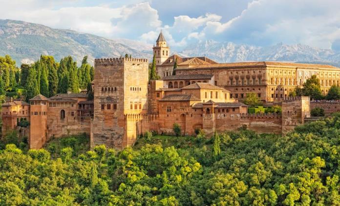 La Alhambra de Granada gana un Gran Premio del Patrimonio Europeo