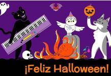 Doodle abre la puerta de animales terroríficos para celebrar Halloween