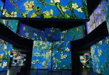 Van Gogh Alive The Experience en México
