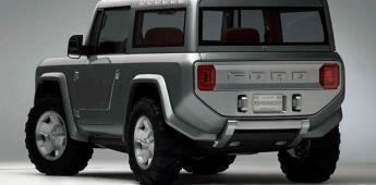 Ford Bronco regresa en 2020 (VIDEO)