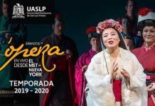 Madama Butterfly se presentará en el Centro Cultural Universitario Bicentenario