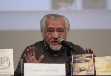 Homenaje a Agustín Monsreal