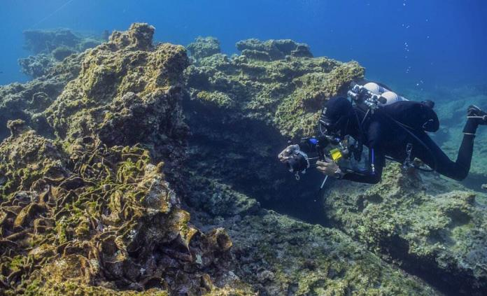 Descubren 3 naufragios antiguos junto a isla griega en Egeo