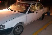 Recuperan automóvil que robaron en Av. San Pedro