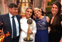 La potosina Carmen Miranda, ganadora de MasterChef: la revancha