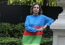 Para que la mujer esté empoderada debe ir cómoda, dice Ágatha Ruiz de la Prada