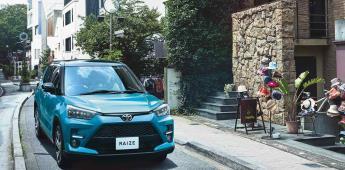 Raize, el pequeño SUV nuevo de Toyota