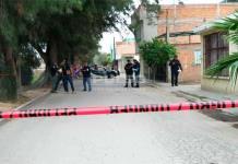 Triple homicidio en la colonia San José; dos hombres y una mujer fueron asesinados a balazos
